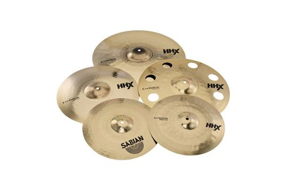 Тарелки Sabian HHX Evolution