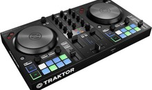 DJ контроллер Native Instruments Traktor Kontrol S2 MK3 - 1